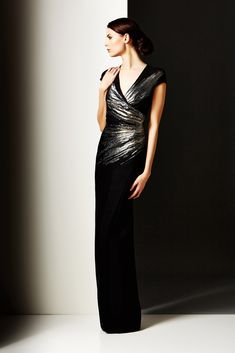 Pamella Roland Pre-Fall 2014 Fashion Show Collection