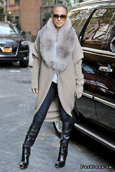 Sf: подборка обраов в пальто