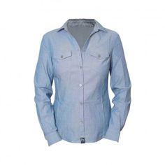 bleed-clothing-530f-ladies-chambray-shirt-ladies