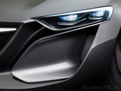 Opel Monza концепт прибывает во Франкфурт   Новости автомира на dealerON.ru