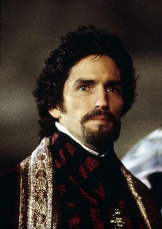 I fell in love with James Caviezel when he played the Count of Monte Cristo!