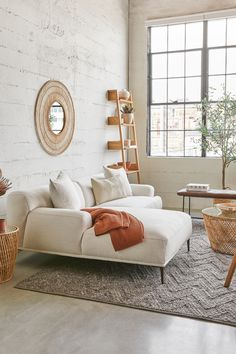 The Abisko left-sided sectional can't wait to be the reason you procrastinate. Dishes in the sink? Manuscript to edit? Kids to pick-up from school? They can wait. #LivingRoomDesign #LivingRoom #ApartmentSofa House Interior, Home Living Room, Apartment Decor, Home Remodeling, Bedroom Interior, Home, Cheap Home Decor, Interior, Home Decor