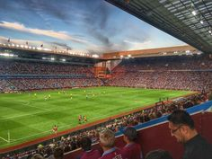 Aston Villa Stadium, Aston Villa Fc, Aston Villa Wallpaper, Stadium Wallpaper, Super Club, Villa Park, First World, Britain, Jack Grealish
