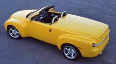 Chevy Ssr Chevrolet Corvette Clic Pickup Trucks Fancy Cars Cool