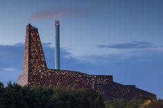 Incineration Line in Roskilde / Erick van Egeraat
