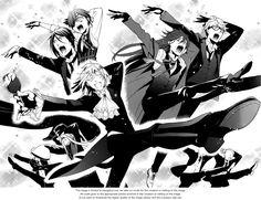 Kuroshitsuji 59: That Butler, Compromise at MangaFox.me