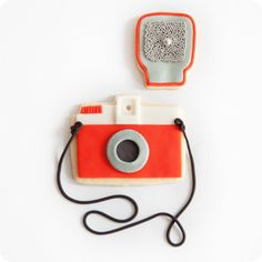 Diana F + cookie. Get the real one on Lomography.com - http://shop.lomography.com/cameras/diana-f-cameras