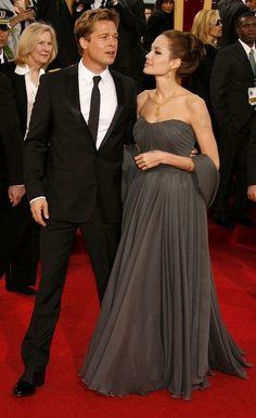 Angelina Jolie ve Brad Pitt'in En Romantik Anları - Fotoğraf 1 - InStyle Türkiye