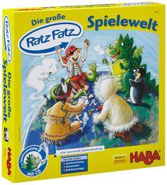 HABA 4540 - Die Große Ratz - Fatz Spielewelt: Amazon.de: Spielzeug