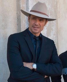 Timothy Olyphant / Raylan Givens/ Justified