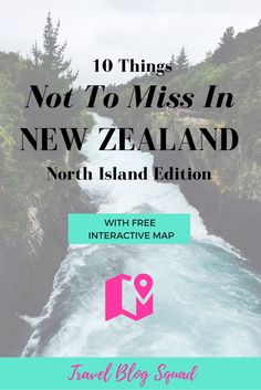 New Zealand is such a naturally beautiful country in itself. Some liken it to Australia, some liken it to Canada, but to me, New Zealand offers its own unique experiences that must be seen to be believed. In today's post I want to share with you the 10 things not to miss in New Zealand on the