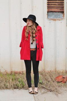 little red coat