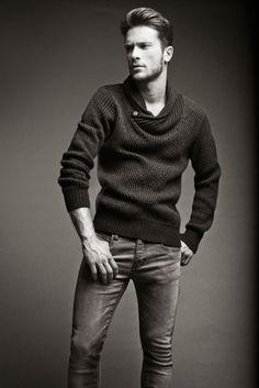 Bruno Rosendo casual men's style