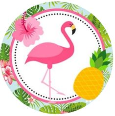 """Best 12 personalize your macbook with the glowing """"flamingo"""" decal. you can remove and reuse it many times. we ship worldwide for free. Flamingo Art, Pink Flamingos, Flamingo Birthday, Baby Birthday, Aloha Party, Hawaiian Theme, Tropical Party, Party Kit, Deco Table"""