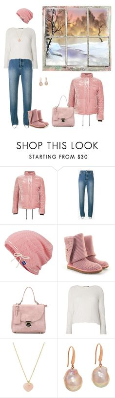 """""""Untitled #1392"""" by milliemarie ❤ liked on Polyvore featuring Topshop, Balenciaga, Keds, UGG Australia, Dorothy Perkins, Finn and Honora"""