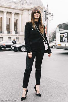 узкие джинсы, туфли на каблуке, parisian chic, парижский базовый гардероб