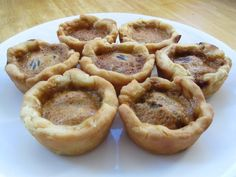 Butter tarts are a wonderful Canadian dessert.  (Speaking of wonderful Canadian things, have you tried ice cider?)  Butter tarts are individually portion sized tarts that have a flaky pastry shell …