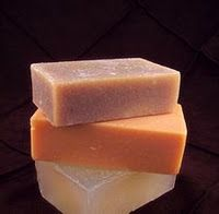 Coconut oil body lotion bars