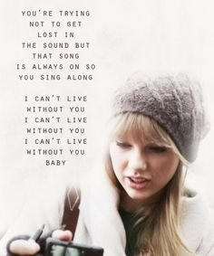 Highway Don't Care- Tim McGraw and Taylor Swift