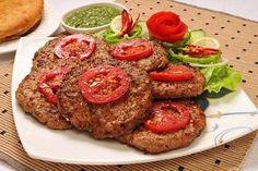 Chapli kebabs are a traditional Pakistani dish best enjoyed with tandoori naan…