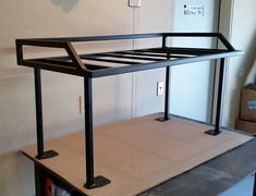 MPS: Cargo Area Utility Rack - Second Generation Nissan Xterra Forums Van Storage, Truck Storage, Slide Out Shelves, Low Shelves, Jeep Wj, Off Road Camping, Jeep Cherokee Sport, Fiat Uno, Badass Jeep