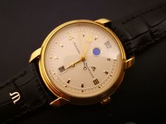 Catawiki, pagina di aste on line  Maurice Lacroix - DAY & NIGHT  - 29399 - Uomo - 1990-1999 Omega Watch, Watches, Night, Accessories, Wristwatches, Clocks, Jewelry Accessories