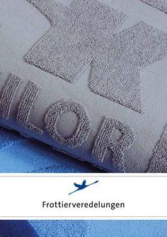 Werbefrottier Katalog Frottierveredelung
