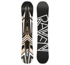 Tabla de snowboard Raven Decade 2019
