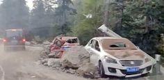 عملیات امداد در منطقه زلزله زده چین ادامه دارد