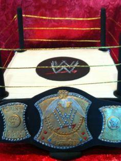 Top WWE Cakes