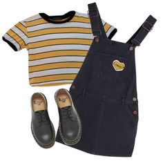 Mathilda by caro-medi-romero on Polyvore featuring Dr. Martens and Me & Zena