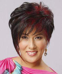 easy hairstyles for short hair Asymmetric