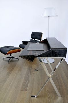 Writing tables - Ribalta Luxury - Writing table, writing desk, bookcases, design accessorie