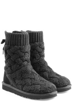 Isla Suede Boots with Wool by UGG Australia