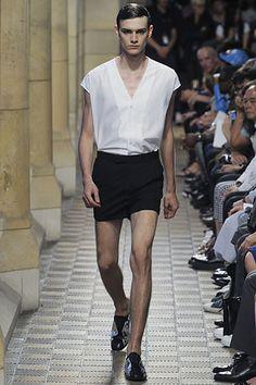 Raf Simons | Spring 2009 Menswear Collection | Style.com