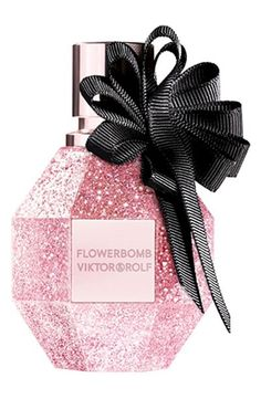 Viktor & Rolf Flower Bomb perfume  I believe every lady should experience this!