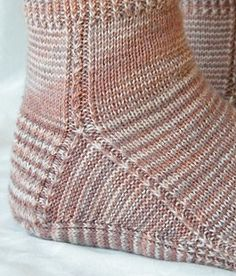 Ravelry: Socks for His Nibs pattern by Terrol Getson – socken stricken Knitting Stitches, Knitting Socks, Knitting Patterns, Crochet Patterns, Knit Socks, Ravelry, Fingerless Mittens, Knitting Accessories, Hand Dyed Yarn