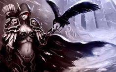 Sylvanas Windrunner - World of Warcraft wallpaper #14640