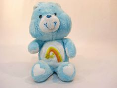 Vintage Care Bears Wish Bear http://www.luckypennyshop.com/toys.htm