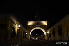 Calle del Arco. Antigua Guatemala