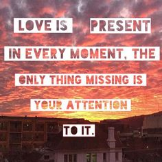 #GratiTuesday: Love actually IS all around. Take time to notice ...
