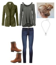 """""""MyStyle"""" by mimimoon95 on Polyvore featuring Free People, DL1961 Premium Denim, Charlotte Russe, Lucky Brand and LE3NO"""