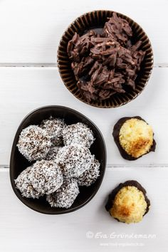 My Top-3 Recipes with Chocolate | Meine Top-3 Rezepte mit Schokolade | food-vegetarisch.de