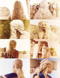 Coucou les filles!  On ne se lasse pas de regarder en boucle la série Game of Thrones! Et on admire en même temps les sublimes coiffures que les femmes abordent!  On vous donne toutes les astuces pour …