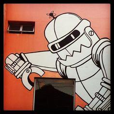 #art #arte #urbanart #graffiti #grafite