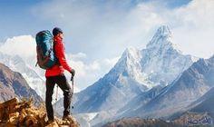 """التنزه سيرًا على الأقدام وصعود الجبال الشاهقة في""""النيبال"""": يسمح مناخ النيبال بزيارتها على مدار السنة، إلا أن رؤية الجبال والتنزه سيرًا على…"""