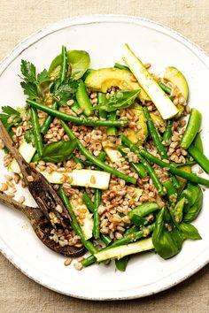 NYT Cooking: Farro Salad