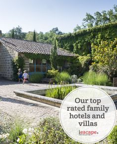 The i-escape blog | Our perfect 10 family hotels and villas