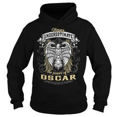 I Love OSCAR OSCARBIRTHDAY OSCARYEAR OSCARHOODIE OSCARNAME OSCARHOODIES  TSHIRT FOR YOU Shirts & Tees