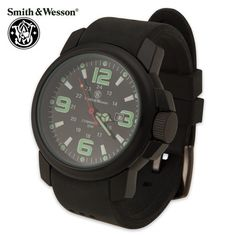 853f9a8894d8f0 Smith   Wesson Amphibian Commando Tactical Military Police Black Watch
